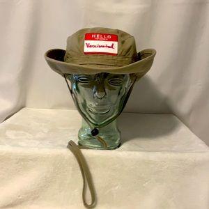 AMC Deluxe Headwear Sun/Fishing Hat